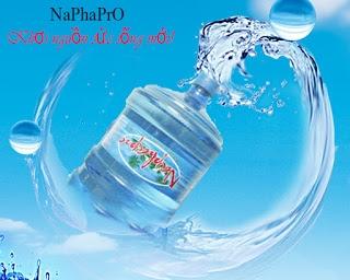 Cung cấp nước uống tinh khiết đóng chai, đóng bình tại Bình Dương