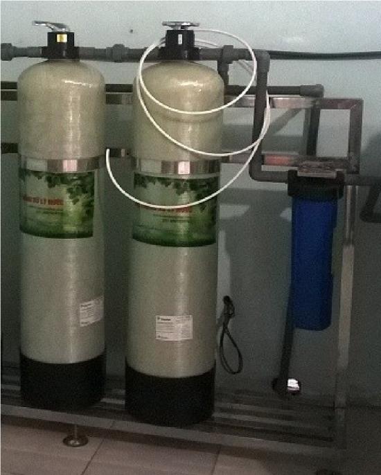 Xây dựng hệ thống lọc nước sinh hoạt