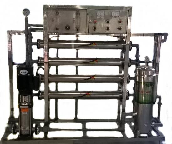 Lắp đặt, sửa chữa máy lọc nước công nghiệp