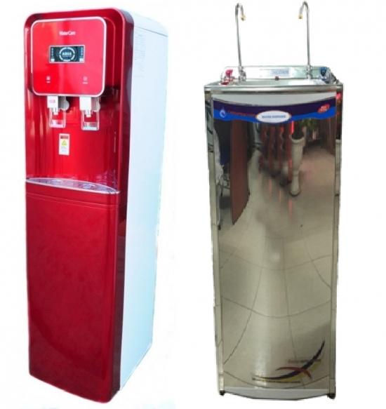 Máy lọc nước nóng lạnh tại Long An