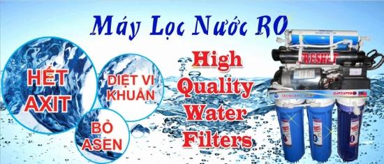 Cách lựa chọn máy lọc nước tốt nhất trên thị trường 2017