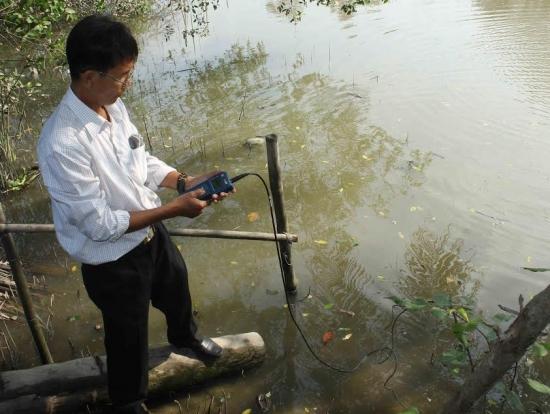 Máy lọc nước, Xử lý nước tại Hậu Giang