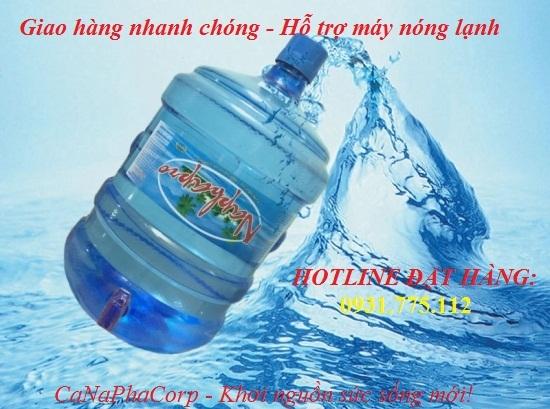 Nước uống văn phòng chất lượng, giao nước văn phòng tại Bình Dương, TPHCM, Đồng Nai