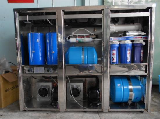 Sửa máy lọc nước tại sài gòn
