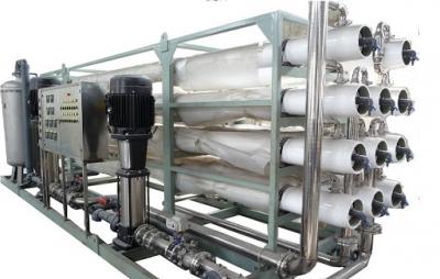 Hệ Thống xử lý nước EDI cho ngành dược phẩm và y tế