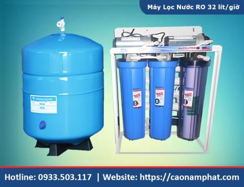Máy lọc nước RO - 200 galon