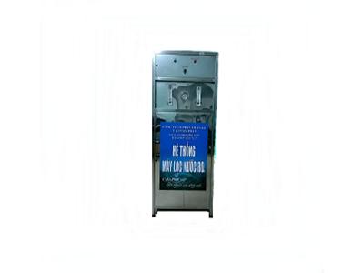 Máy RO 400 galon khung tủ inox